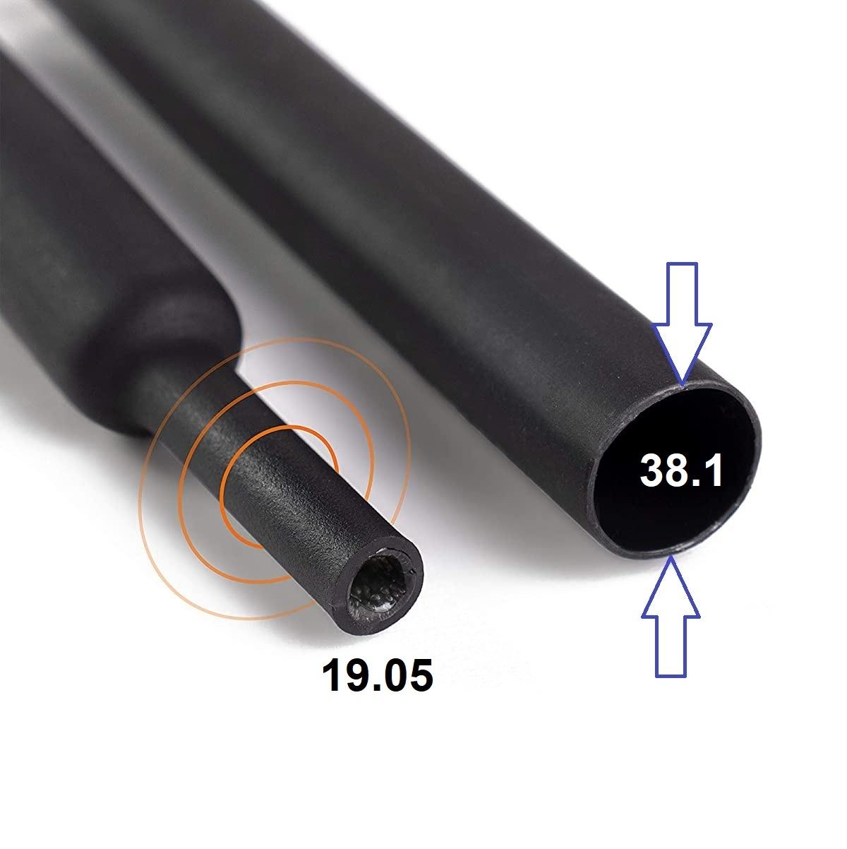 38.1mm Diameter