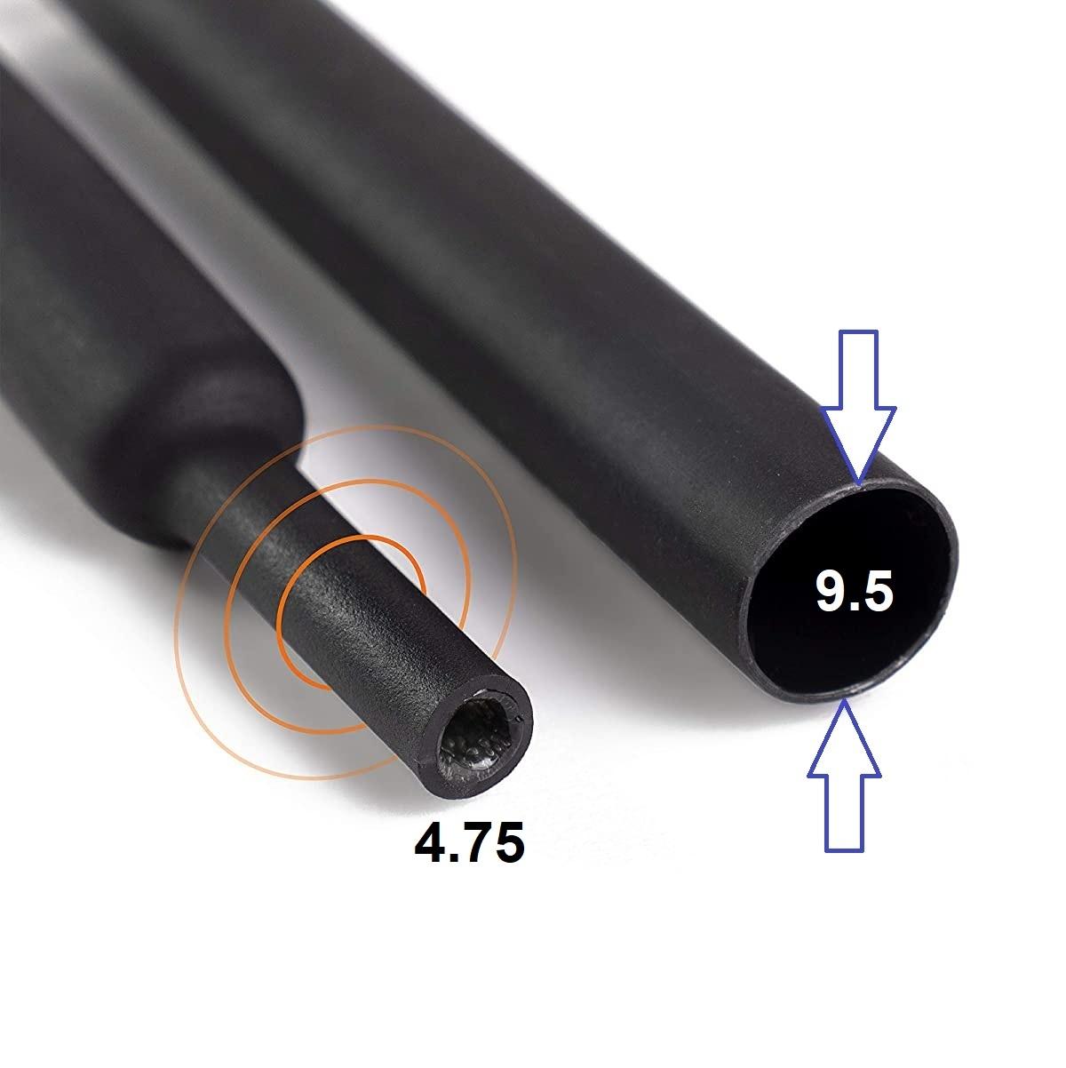 9.5mm Diameter