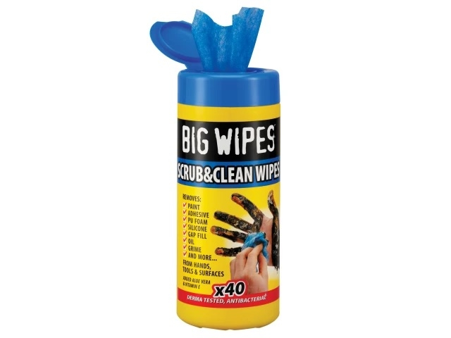 Hand; Workshop Cleaners & Wipes